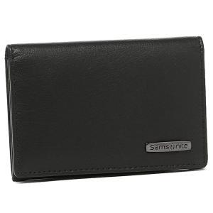 サムソナイト カードケース SAMSONITE 55B 862 ブラック|1andone