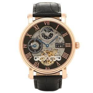ゾンネ 腕時計 ウォッチ SONNE H013PG ブラック ゴールド 1andone