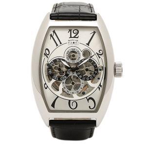 ゾンネ 腕時計 SONNE H015SS-BK シルバー ブラック 1andone