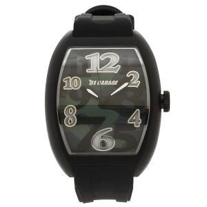 ゾンネ 腕時計 メンズ SONNE H020BK-CM ブラック カモフラージュ 1andone