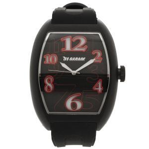 ゾンネ 腕時計 メンズ SONNE H020BK-RD ブラック レッド 1andone