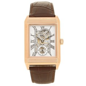 ゾンネ 腕時計 メンズ 手巻き SONNE H021PGBR ピンクゴールド ブラウン シルバー 1andone