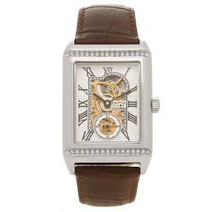 ゾンネ 腕時計 メンズ 手巻き SONNE H021SSZBR ブラウン シルバー 1andone