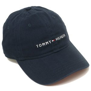 トミーヒルフィガー キャップ アウトレット メンズ レディース TOMMY HILFIGER C817878600 475 ネイビー|1andone