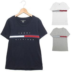 トミーヒルフィガー Tシャツ アウトレット レディース TOMMY HILFIGER RM17691683|1andone