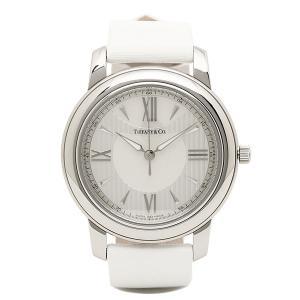ティファニー 時計 レディース/メンズ TIFFANY&Co Z00461710A91A40A MARK 腕時計 ウォッチ シルバー/ホワイトパール|1andone