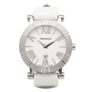 ティファニー 時計 レディース TIFFANY&Co Z13011111A20A71A ATLAS 腕時計 ウォッチ ホワイト|1andone