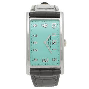 ティファニー 腕時計 TIFFANY&Co. 36092262 ブラック シルバー ブルー|1andone