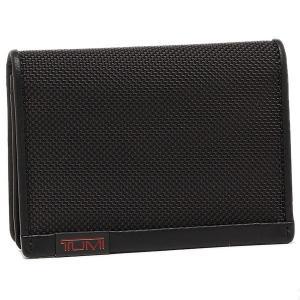 トゥミ カードケース TUMI 119256 DID ブラック|1andone