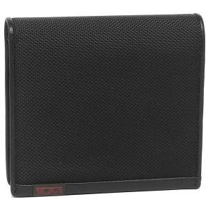 トゥミ 折財布 メンズ TUMI 19241 D ブラック|1andone