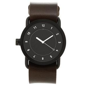 ティッドウォッチ 腕時計 メンズ/レディース TID01-36BK/W ブラック ウォルナット TID Watches 1andone