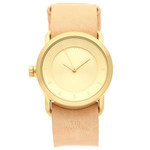 ティッドウォッチ 腕時計 メンズ/レディース TID01-36 GD/N ゴールド ナチュラル TID Watches 1andone