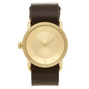 ティッドウォッチ 腕時計 メンズ/レディース TID01-36 GD/W ゴールド ウォルナット TID Watches 1andone