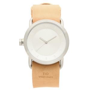ティッドウォッチ 腕時計 メンズ/レディース TID01-36 SV/N シルバー ナチュラル TID Watches 1andone