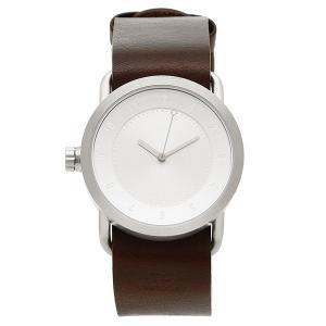 ティッドウォッチ 腕時計 メンズ/レディース TID01-36 SV/W シルバー ウォルナット TID Watches 1andone