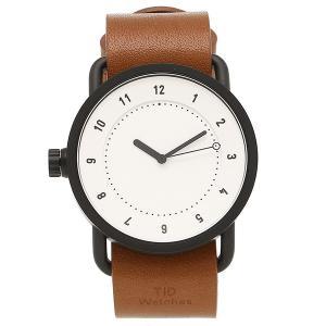 ティッドウォッチ 腕時計 メンズ/レディース TID01-WH/T ブラック ホワイト タン TID Watches 1andone