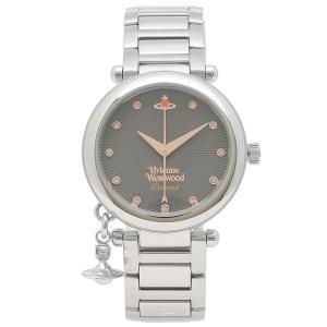 ヴィヴィアンウエストウッド 腕時計 レディース VIVIENNE WESTWOOD VV006GNSL シルバー|1andone