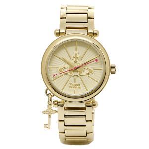 ヴィヴィアンウエストウッド 腕時計 レディース Vivienne Westwood VV006KGD KENSINGTON2 時計/ウォッチ ゴールド|1andone