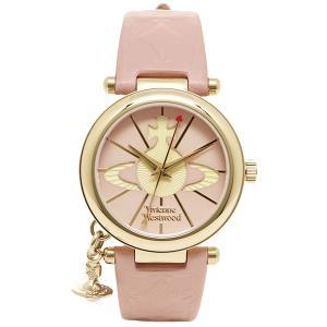 ヴィヴィアンウエストウッド 腕時計 レディース Vivienne Westwood VV006PKPK オーブ2 時計/ウォッチ ピンク|1andone