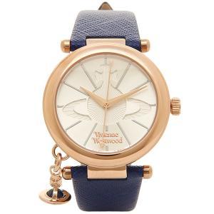 ヴィヴィアンウエストウッド 腕時計 レディース VIVIENNE WESTWOOD VV006RSBL ブルー ゴールド シルバー|1andone