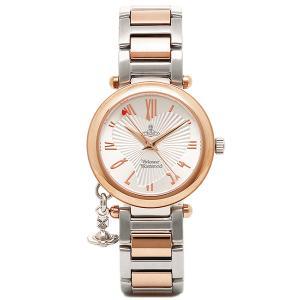 ヴィヴィアンウエストウッド 腕時計 レディース VIVIENNE WESTWOOD VV006RSSL シルバーピンクゴールド 1andone