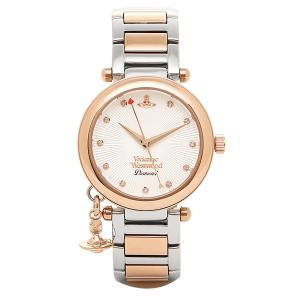 ヴィヴィアンウエストウッド 腕時計 レディース VIVIENNE WESTWOOD ゴールド シルバー|1andone