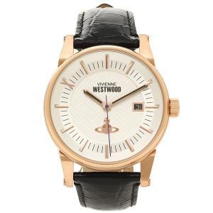 ヴィヴィアンウエストウッド 腕時計 メンズ VIVIENNE WESTWOOD VV065SWHBK ブラック ホワイト 1andone