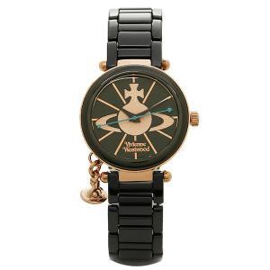 ヴィヴィアンウエストウッドVivienne Westwood時計 レディース Vivienneビビアン 腕時計 VV067RSBK 1andone