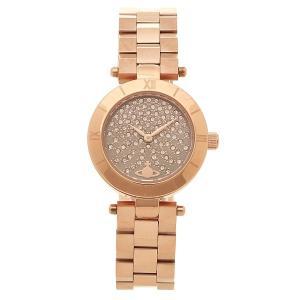 ヴィヴィアンウエストウッド 腕時計 レディース VIVIENNE WESTWOOD VV092CHRS ローズゴールド|1andone