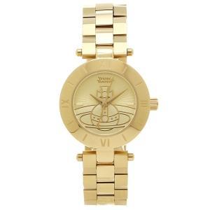 ヴィヴィアンウエストウッド 腕時計 レディース VIVIENNE WESTWOOD VV092CPGD イエローゴールド|1andone
