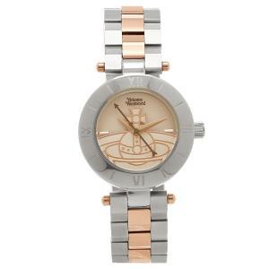 ヴィヴィアンウエストウッド 腕時計 レディース VIVIENNE WESTWOOD VV092SLTT シルバー ローズゴールド|1andone