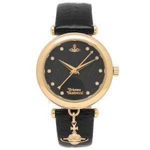 ヴィヴィアンウエストウッド 時計 レディース VIVIENNE WESTWOOD VV108BKBK TRAFALGAR 腕時計 ウォッチ ブラック 1andone