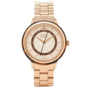 ヴィヴィアンウエストウッド レディース腕時計 VIVIENNE WESTWOOD VV158RSRS ローズゴールド 1andone