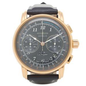 ツェッペリン 腕時計 ZEPPELIN 76163  ネイビー ゴールド|1andone
