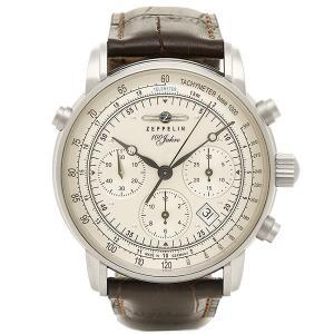ツェッペリン 時計 メンズ ZEPPELIN 76181-BRN SPECIAL EDITION100YEARS 自動巻 腕時計 ウォッチ ブラウン/アイボリー|1andone