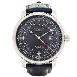 ツェッペリン 腕時計 ZEPPELIN 7646-3 ブルー シルバー|1andone