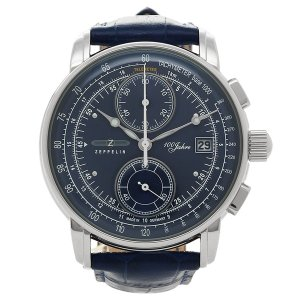 ZEPPELIN 腕時計 ツェッペリン 86703 ブルー|1andone