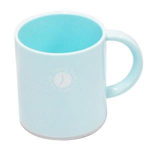 洗面コップ ハミーコップ ブルー B-502の商品画像|ナビ