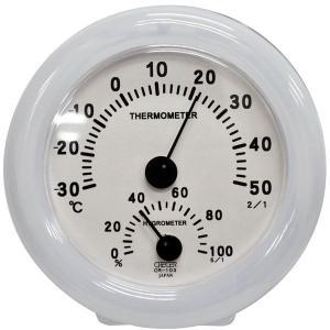 室内用 温度・湿度計 CR108WD|1ban-otoku
