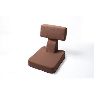 ゲームを楽しむ多機能座椅子(T.)ティー ブラウン