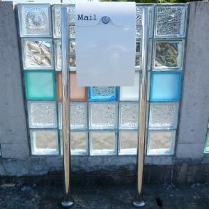 【送料無料】郵便ポスト 郵便受け 錆びない メールボックス スタンドタイプ型ダイヤル錠付ホワイト白色プレミアムステンレスポスト(white)|1bankanwebshop