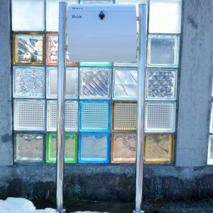 【送料無料】郵便ポスト 郵便受け 錆びない メールボックス 大型メール便 スタンドタイプ型 ホワイト色プレミアムステンレス(white)|1bankanwebshop