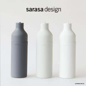 sarasa design サラサデザイン sarasa Squeeze bottle メール便不可 シリコン ボトル シンプル キッチン 詰め替え 洗剤|1em-rue