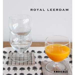 royal leerdam ロイヤル レアダム スタッキングワイングラス 270cc|1em-rue