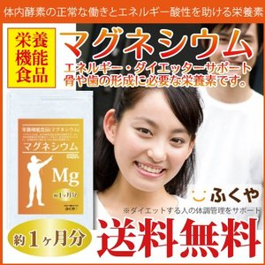 マグネシウム サプリメント 粒 約1ヶ月分・90粒 栄養機能食品1日300mg マグネシウム サプリ...