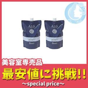 パシフィックプロダクツ アルグ スーパーマッド シャンプー M 800ml 詰替 (2個セット)|1make