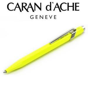 カランダッシュ 849ポップライン 蛍光色 ボールペン イエロー   0849-970 1more