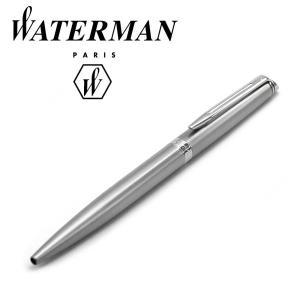 ウォーターマン メトロES ボールペン シルバー  2146577|1more