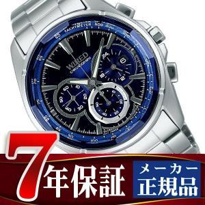 83de222025 SEIKO WIRED セイコー ワイアード REFLECTION リフレクション メンズ クロノグラフ 腕時計 AGAV101
