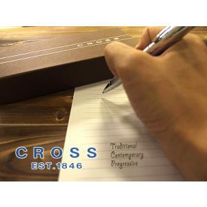 CROSS クロス カレイ ボールペン サテンクローム AT0112-4 ネコポス不可|1more
